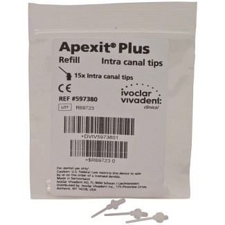 Apexit Plus Intra Canal Tips Refill #597380 15Stk.
