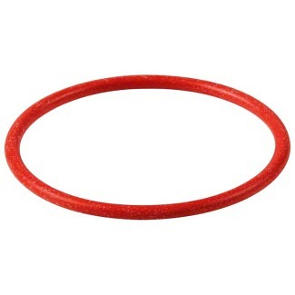 Air-Flow O-Ring Pulverflasche Silikon Rot #BC-203
